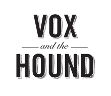 Vox and the Hound Logo Design, Album Artwork, & Merchandise Design
